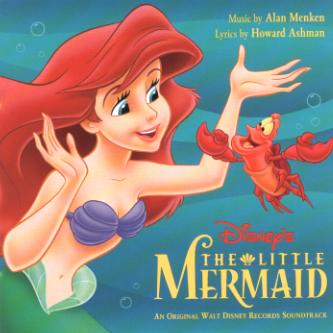 The Little Mermaid  Lyrics