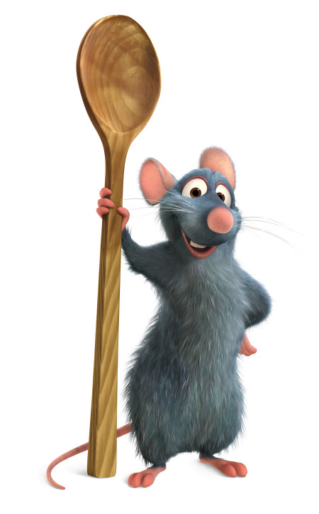 Disney S Ratatouille Movie Home Page