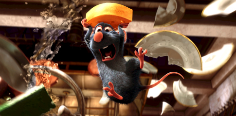 Disney's Ratatouille Movie - Home Page